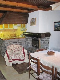 Chalet in Courchevel 1300 for   9 •   with balcony