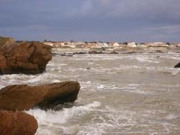 Maison à Brétignolles-sur-mer pour  8 •   vue sur mer