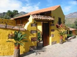 Casa rural Santa Lucia De Tirajana - 4 personas - alquiler n°20605