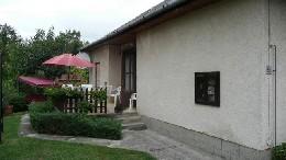 House Balatonföldvár - 8 people - holiday home  #20637