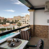 Appartement in Roquetas de mar voor  4 •   met zwembad in complex   no 20659