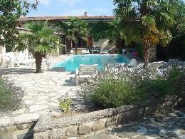Gite Rosières - 30 personnes - location vacances  n°20690