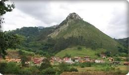 Casa rural en Rales de llanes para  4 •   con terraza  n°20710