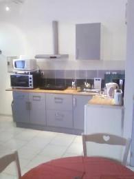 Appartement à Rochefort sur mer pour  4 •   1 salle de bains