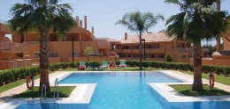 Flat 6 people Marbella - holiday home  #20753