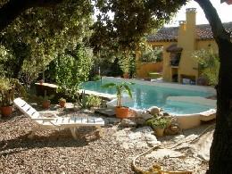 Maison Saint Mathieu De Tréviers - 10 personnes - location vacances  n°20765