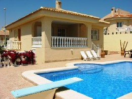 Chalet in Rojales for   8 •   with private pool   #20794