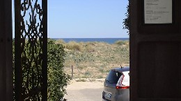Cullera -    vue sur mer