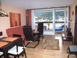 Flat Davos - 6 people - holiday home  #20839
