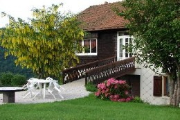 Flat Gerardmer - 6 people - holiday home  #20845
