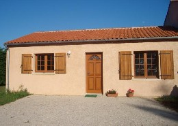Gite Sablonceaux - 4 people - holiday home  #20848