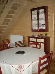 Chalet Venterol - 6 personnes - location vacances  n°20873
