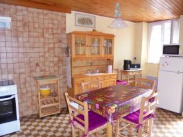 House Saurier - 5 people - holiday home  #20883