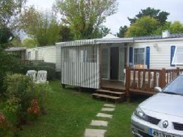 Loue mobil home 6 pers - Camping 4**** st Jean de Monts