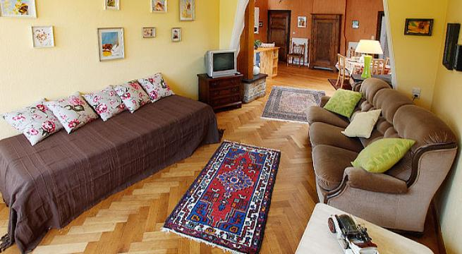 Flat in Stavelot - Vacation, holiday rental ad # 21056 Picture #1