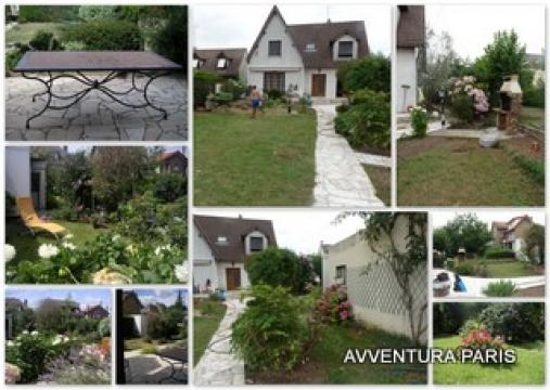 House in Orly - Vacation, holiday rental ad # 21134 Picture #1