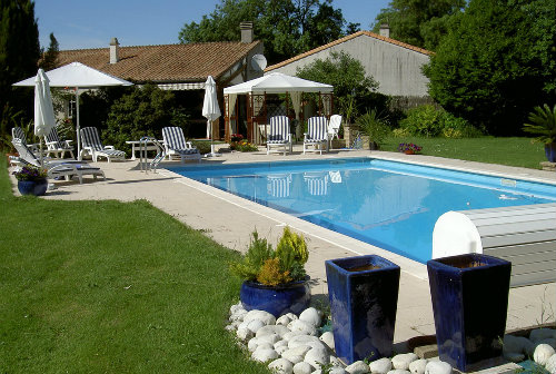 Gite in Saint georges du bois voor  4 •   met privé zwembad
