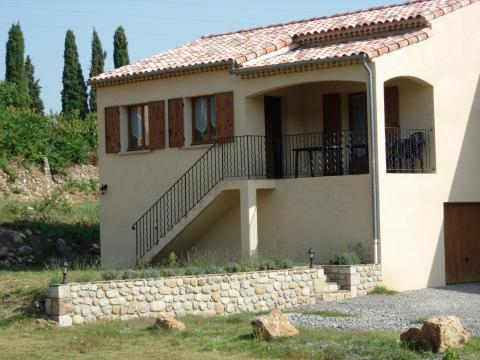 Gite in Chambonas - Vacation, holiday rental ad # 21153 Picture #1