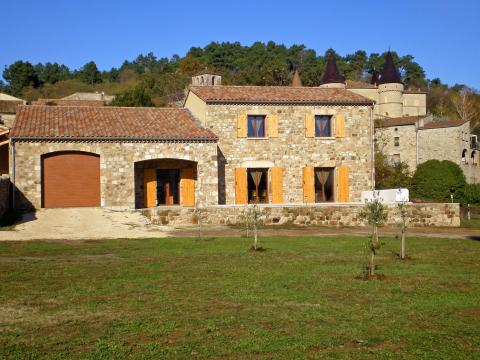 Gite in Chambonas - Vacation, holiday rental ad # 21153 Picture #4