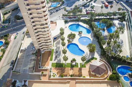 Flat in Calpe - Vacation, holiday rental ad # 21175 Picture #1
