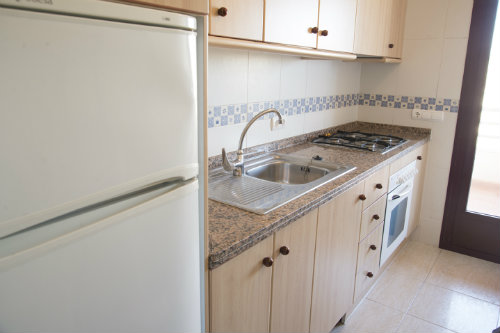 Flat in Calpe - Vacation, holiday rental ad # 21175 Picture #5