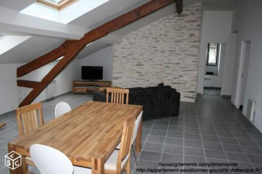 Appartement à Eaux-bonnes / gourette pour  8 •   2 chambres