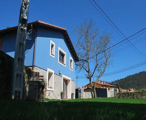 Casa rural en Llanes para alquilar para 4 personas - alquiler n°21283