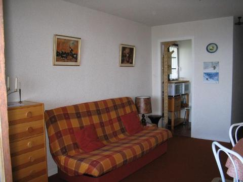 Studio in Le Collet d'Allevard - Vacation, holiday rental ad # 21300 Picture #2