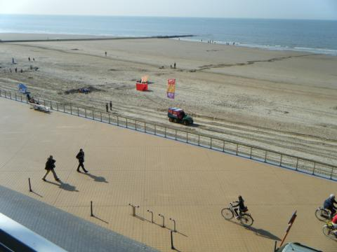 Flat in Ostende/Mariakerke - Vacation, holiday rental ad # 21400 Picture #2