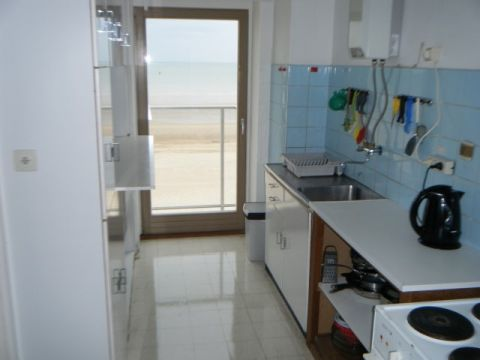 Flat in Ostende/Mariakerke - Vacation, holiday rental ad # 21400 Picture #7