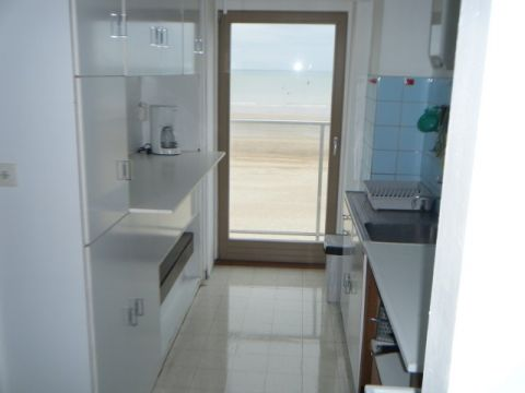 Flat in Ostende/Mariakerke - Vacation, holiday rental ad # 21400 Picture #9