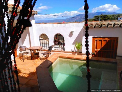 Chalet in Pinos del Valle - Vacation, holiday rental ad # 21444 Picture #14