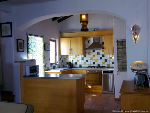 Chalet in Pinos del Valle - Vacation, holiday rental ad # 21444 Picture #4