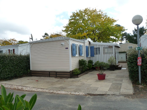 Mobile home Ronce Les Bains - 6 people - holiday home  #21464
