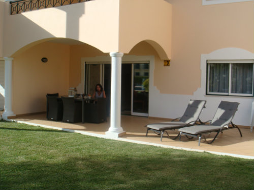 Flat in Villamoura - Vacation, holiday rental ad # 21498 Picture #1