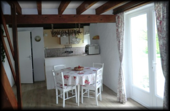 Gite in Buxieres sous Montaigut - Vacation, holiday rental ad # 21511 Picture #3