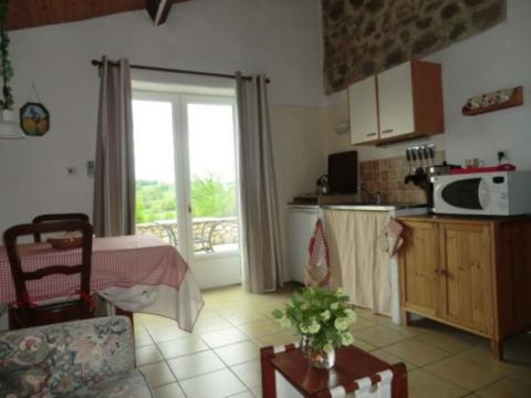 Gite in Buxieres sous Montaigut - Vacation, holiday rental ad # 21515 Picture #3