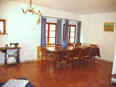 House in Malaucène - Vacation, holiday rental ad # 21530 Picture #4