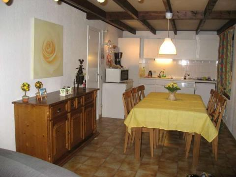 House in La Panne - Vacation, holiday rental ad # 21559 Picture #2