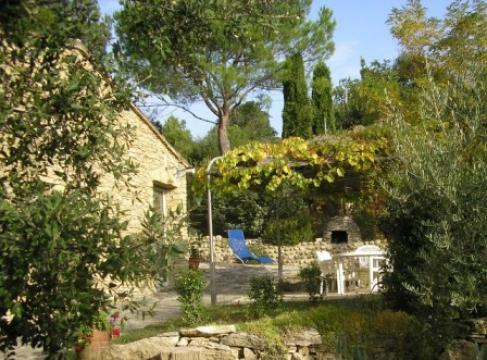 Gite in Vaison la Romaine - Vacation, holiday rental ad # 21564 Picture #2