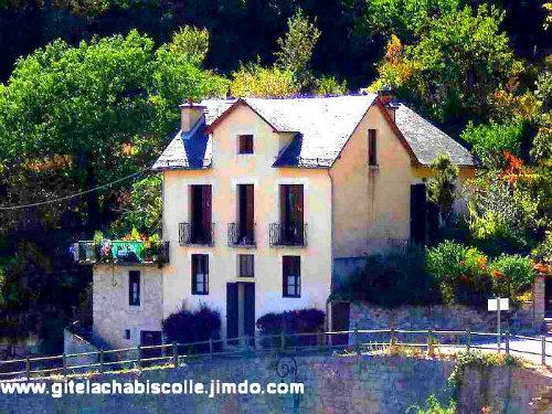 Appartement Sainte Enimie - 4 personnes - location vacances  n°21601