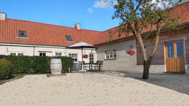 Gite à Westouter - heuvelland à louer pour 8 personnes - location n°21606