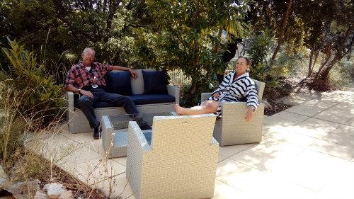 Haus in Saint julien le montagnier für  6 •   mit privat Schwimmbad