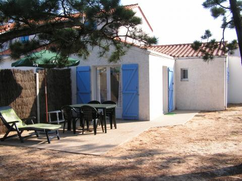 House in La Faute sur mer - Vacation, holiday rental ad # 21656 Picture #1