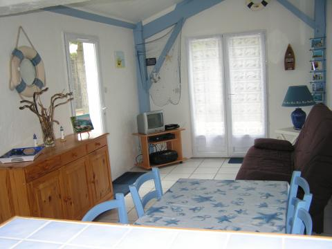 House in La Faute sur mer - Vacation, holiday rental ad # 21656 Picture #3
