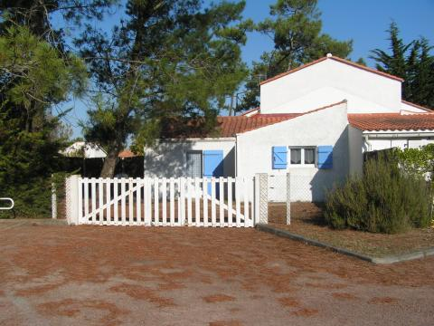House in La Faute sur mer - Vacation, holiday rental ad # 21656 Picture #0