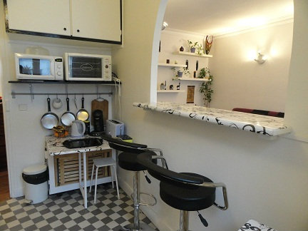 Flat in Paris - Vacation, holiday rental ad # 21657 Picture #2