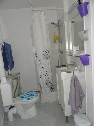 Flat in Paris - Vacation, holiday rental ad # 21657 Picture #3