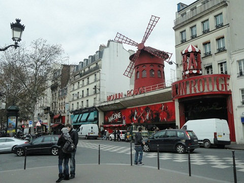 Flat in Paris - Vacation, holiday rental ad # 21657 Picture #5