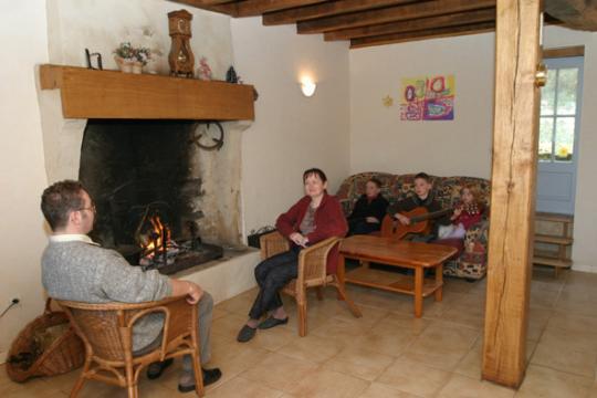 Gite fontenay le comte louer pour 9 personnes for Location garage fontenay le comte
